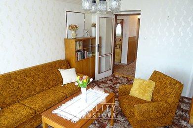 Prodej, Byt 3+kk, cihla, vlastní plynový kotel, možnost dokoupení garáže; kousek od centra; CP 62 m² - Blansko, ul. Mahenova, Ev.č.: 21010400