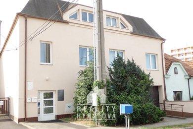 Pronájem, Kanceláře -  21, 22....m², v  blízkosti centra města, ul. Sukova, Blansko, Ev.č.: 21010404