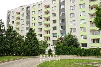 Prodej bytu 2+1 s prostornou lodžií, kotelna v  bytovém domě, CP 54m² - Blansko, Ev.č.: 21010411