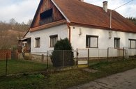 Prodej rodinného domu 3+1 se zahradou 822m² - Prostřední Poříčí- Blansko