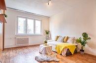 Podnájem družstevního bytu 3+1, 75m² - Vyškov