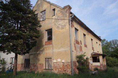 Prodej budovy s projektem domu s pečovatelskou službou, 373m² - Třebom, Ev.č.: 00001