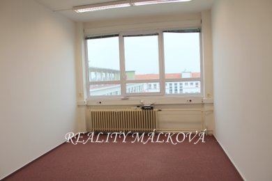 Pronájem, Kanceláře, 19m² - Pardubice - Zelené Předměstí, Ev.č.: 00196