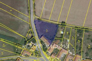 Prodej, Pozemky pro bydlení, 1300m² - Trusnov, Ev.č.: 00246