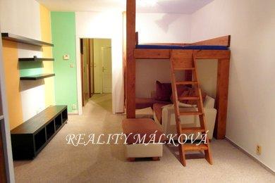 Pronájem, Byty 1+kk, 35m² - Pardubice - Zelené Předměstí, Ev.č.: 00252