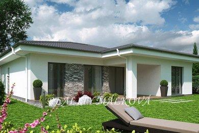 Prodej, Rodinné domy, 116m² - Mikulovice, Ev.č.: 00324