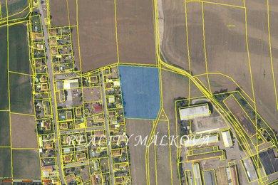 Prodej, Zemědělská půda, 8259m² - Staré Hradiště - Brozany, Ev.č.: 00343
