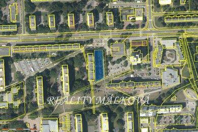 Prodej, Pozemky pro komerční výstavbu, 1023m² - Pardubice - Polabiny, Ev.č.: 00350