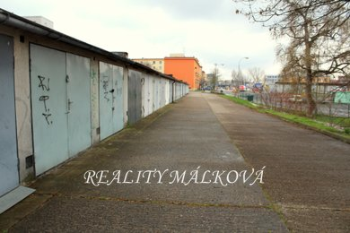 Prodej, Garáže, 19m² - Pardubice, Ev.č.: 00367