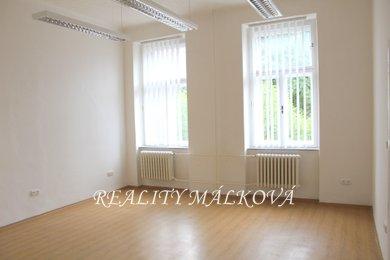 Pronájem, Kanceláře, 58m² - Pardubice - Zelené Předměstí, Ev.č.: 00391
