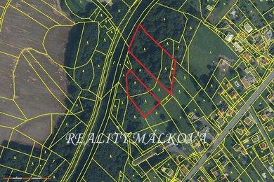 Prodej, Lesy, 9224m² - Petřvald, Ev.č.: 00395