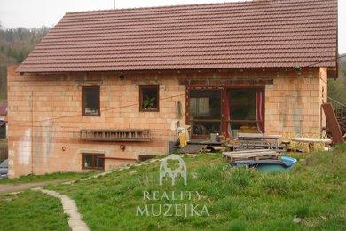 Prodej domu před kolaudací s velkým pozemkem Závist, Ev.č.: BM0210