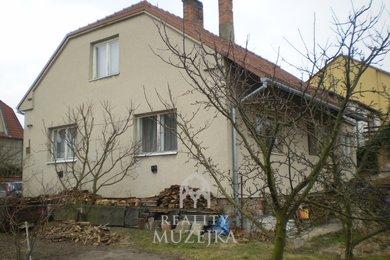 Prodej RD se zahradou Tišnov, CP 459 m2, ZP 188 m2, Ev.č.: BM0396