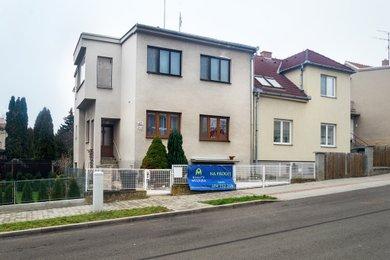 Prodej prostorného rodinného domu v Brně - Bohunicích, ul. Humenná, Ev.č.: BM0500