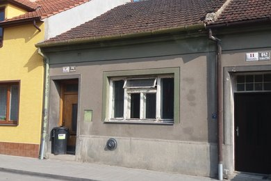 Prodej RD k rekonstrukci Brno - Královo Pole, Ev.č.: 000575