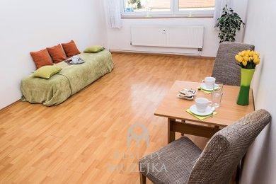 Prodej cihlového bytu 1+kk, 32m² - Telnice u Brna, Ev.č.: 000633