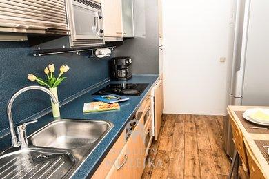 Prodej zrekonstruovaného slunného bytu 4+1 s halou a lodžií na Vinohradech, Ev.č.: 000638