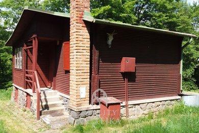 Prodej chaty u Brněnské přehrady, Ev.č.: 000739