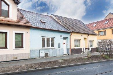 Prodej rodinného domu Brno, Ev.č.: 000788