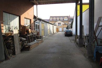 Pronájem vytápěného skladu s kanceláří 80m2 v Brně, Ev.č.: 000803