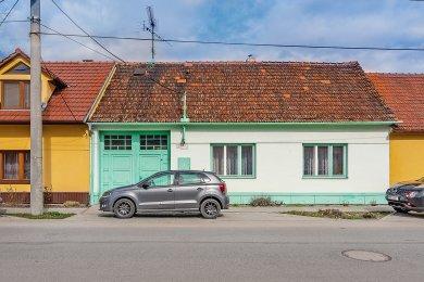 Prodej staršího rodinného domu Vranovice, Ev.č.: 000808