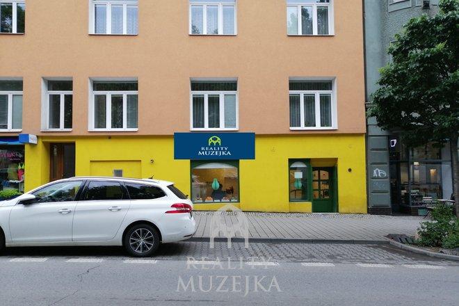 Pronájem obchodu 42 m2 Královo Pole, Ev.č.: 000818
