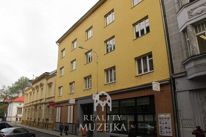 Pronájem kanceláře, 15m² - Ostrava - Moravská Ostrava, Ev.č.: 000819