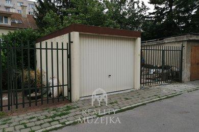 Pronájem garáže Brno - Štýřice, Ev.č.: 000825