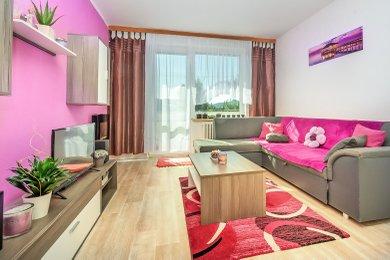 Prodej cihlového bytu 2+1 s balkónem a šatnou Tišnov, Ev.č.: 000832