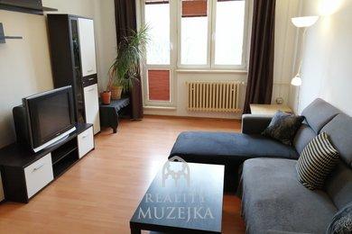 Pronájem bytu 2+1 s balkónem Brno - Černá Pole, Ev.č.: 000841