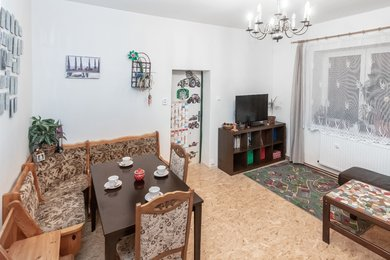 Prodej řadového domu po částečné rekonstrukci Brno, Ev.č.: 000843