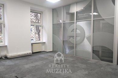 Pronájem kanceláře 45 m2 nedaleko Brno - Černá Pole, Ev.č.: 000848