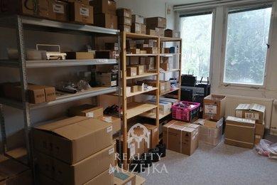 Pronájem kanceláře/skladu Brno - Maloměřice, Ev.č.: 000860