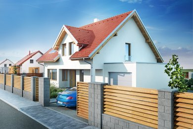 Prodej novostavby rodinného domu Všechovice, Ev.č.: 000862