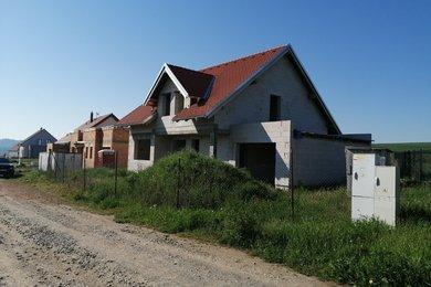 Prodej hrubé stavby rodinného domu Všechovice, Ev.č.: 000863