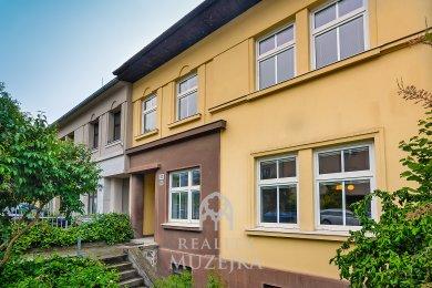 Prodej prvorepublikového rodinného domu Brno - Žabovřesky, Ev.č.: 000864