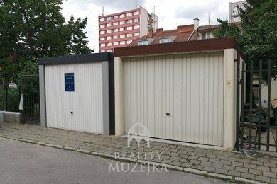 Pronájem garáže Brno - Štýřice, Ev.č.: 000873