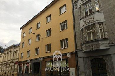 Pronájem kanceláře, 16m² - Ostrava - Moravská Ostrava, Ev.č.: 000877