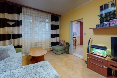 Prodej 2+1 s balkónem Brno - Komín, Ev.č.: 000882