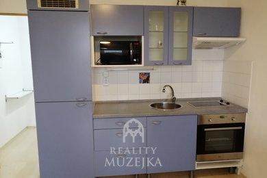 Pronájem 1+kk s lodžií Brno - Žabovřesky, Ev.č.: 000884