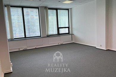 Pronájem kancelářské jednotky 62 m2 Brno - Vídeňská, Ev.č.: 000894