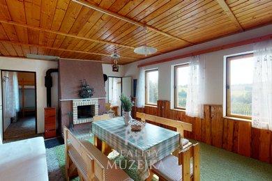 Prodej objektu k rekreaci Kozárov, Ev.č.: 000908