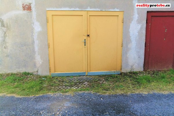 Pronájem garáže 22m², Kladno Rozdělov