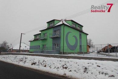 Prodej,  byt 1+1 s terasou,  58,69 m² - Světlá nad Sázavou - Mrzkovice