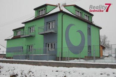 Prodej, Byty 2+kk s terasou,68,13 m² - Světlá nad Sázavou - Mrzkovice