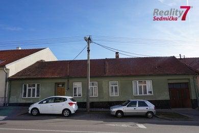 Prodej rodinného domu, Brno, Zeiberlichova, 1059m2