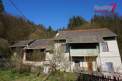 Prodej RD ( chalupy ) v obci Chytálky u Dolních Louček