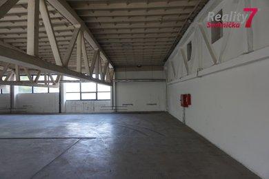 Pronájem skladových prostor o výměře 313m2, Brno, Staňkova