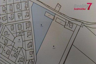 Prodej, Pozemky pro komerční výstavbu, 3430 m² - Velké Dářko