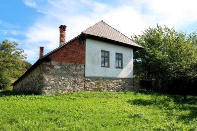 Prodej rodinného domu s velkým pozemkem, Ev.č.: 00258